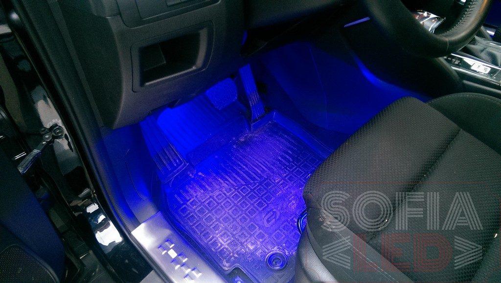 подсветка салона автомобиля Sofia-Led