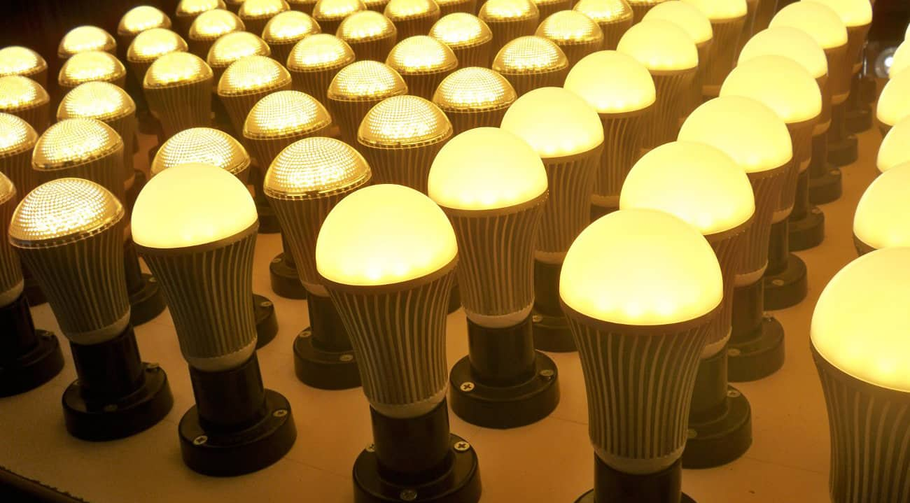 Основные достоинства светодиодных ламп