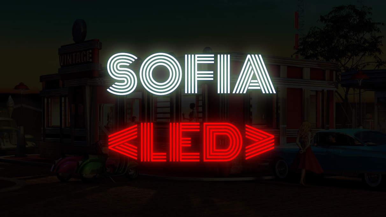 Услуги Sofia-Led